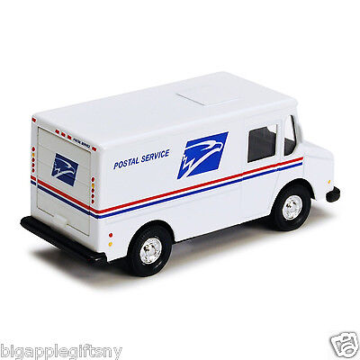 "United States US Postal Service mail delivery 4.5"" diecast model truck USPS"