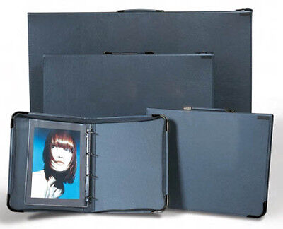 Teloman Tech-Style Presenter - A3 Portfolio + Sleeves -Choose 5 10 15 20 Sleeves