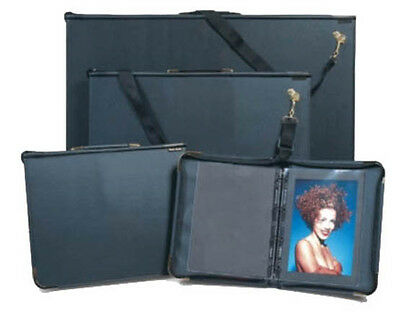 Teloman Tech-Style PREMIER Portfolio : A4 + Sleeves - Choose 5 10 15 20 Sleeves