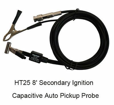 Hantek HT25 8' Secondary Ignition Capacitive Auto Pickup Probe X10000 scope
