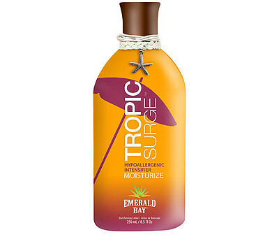 Emerald Bay Tropic Surge Hypoallergenic Intensifier Moisture Tan Lotion - 250ml