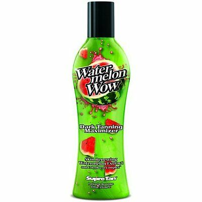 Supre Tan Watermelon Wow Dark Tanning Maximizer Tanning Lotion - 235ml