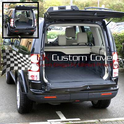 Land Rover Discovery 3 Tailored Boot Liner Mat Dog Guard 2004-2009 022