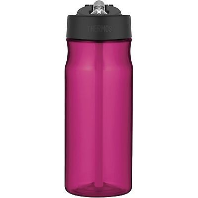 Thermos Intak Hydration Water Bottle With Straw, 530ml, Magenta