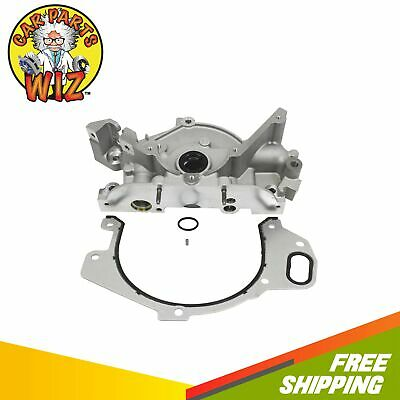 Oil Pump Fits 2004 Chrysler Pacifica 3.5L V6 SOHC 24v Cu. 215 / VIN 4