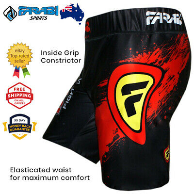 Tudo Compression MMA Shorts - Grappling Kick Boxing training wear