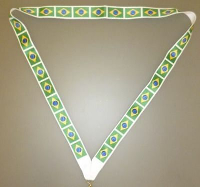 44cm Lanyard With Brazil Flag For World Cup Parties (MI3)