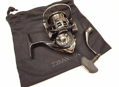 Daiwa SteezEx2508H Steez EX Spinning Fishing Reel 2508 ZAION AIR ROTOR MAGSEALED