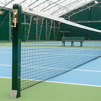 Tennis NET/POSTS/SOCKETS All You Need For Tennis Court! [Net World Sports]