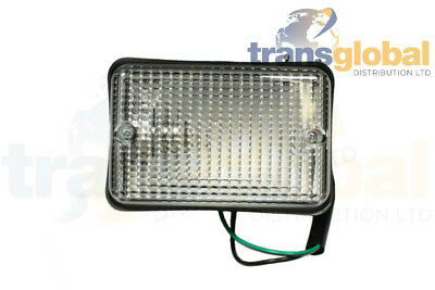 Land Rover Defender Rectangular Reverse Light / Lamp Unit (to 01) - Bearmach