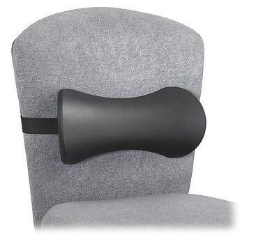 Office Chair Lumbar Support Memory Foam Backrest, Comfort And Support For Spine