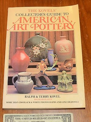 The Kovels' Collector's Guide to American Art Pottery by Ralph M. Kovel and...