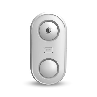 Kit Da 4 Pestoff Pest Reject Anti Zanzare Insetti Scaccia Topi Ultrasuoni