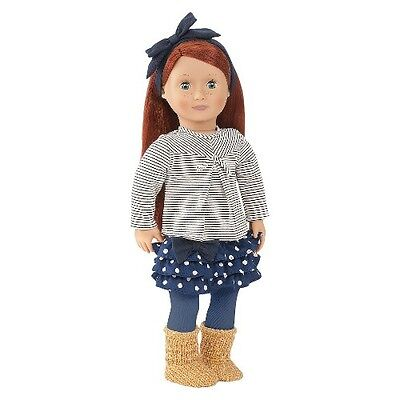 """Our Generation 18"""" Non Poseable Doll - Kendra"""