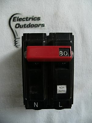 Westinghouse 80 Amp Main Switch Disconnector Quicklag-P