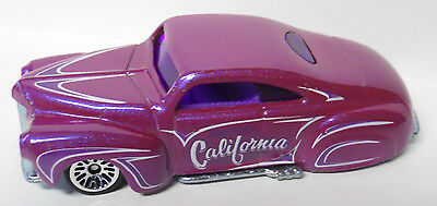 2009 Hot Wheels Modified Rides Tail Dragger-Pearl Purple Paint