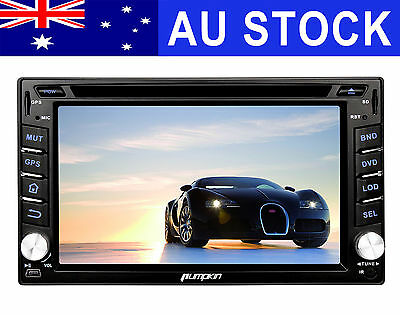 Android 5.1 Double 2 Din Car DVD Player Radio Stereo Head Unit GPS SAT NAV DAB+