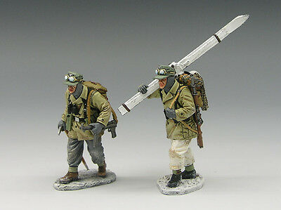 King and (&) Country BBG013 - Mountain Troopers - Retired