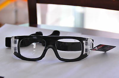 Sports protective eyewear Rx safety wrap goggles glasses basketball football