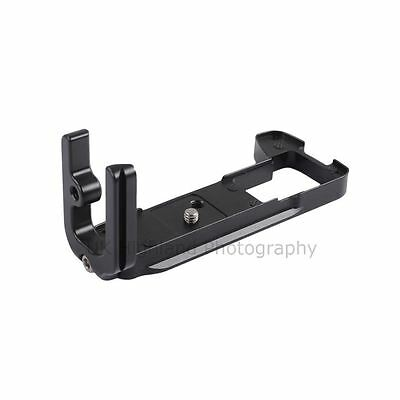 iShoot Professional Metal Camera Bracket Quick Release Holder for Olympus E-M1