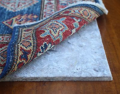 Felt Rug Pads-Made in USA 3/8 Inch Dense Felt Rug Pad-Multiple Sizes-Extra Thick