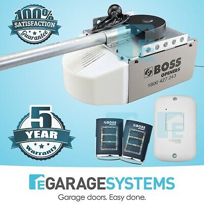 Boss BOL4 Sectional Garage Door Opener B&D CAD4 Pole Motor Replacement Panelift