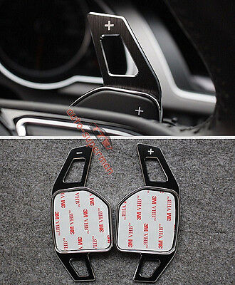 Steering Wheel Shift Gear paddle Extension AUDI Q3 A1 A3(8V) A6(C7) A7 2014 2015