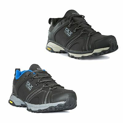 DLX  Keyboard DLX Mens Black Waterproof Trainers Running Sports Shoes