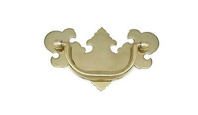 "Chippendale Drawer Pull Antique Victorian Early American Drawer Pull 3"" CC"