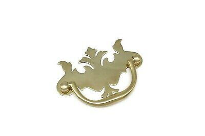 """Chippendale Drawer Pull Antique Victorian Early American Drawer Pull 3"""" CC"""