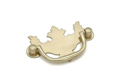 "Chippendale Drawer Pull Antique Victorian Early American Drawer Pull 2"" Centers"