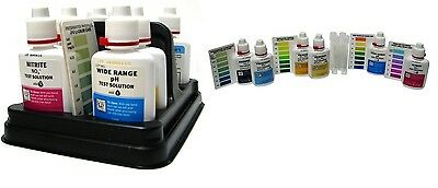 Pondcare Master Liquid Test Kit, Tests And Evaluate Pond Water Quality For Fish