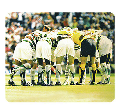 Official Celtic Fc 'huddle' Mouse Mat- New In Retail Packaging