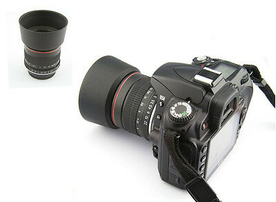 85mm f/1.8 Portrait Lens for Nikon Nikkor D7100 D5100 D3200 D3100 D800 D700