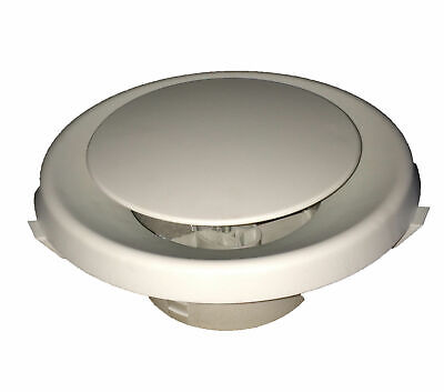 150mm 6inch Duct Round Diffuser - Ventilation plastic grill