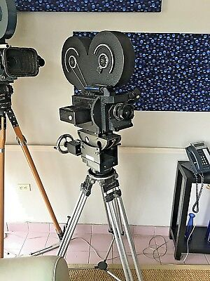 FRIES MITCHELL 65/70mm Motion Picture Camera System 5/8 perf Minty! L@@K!