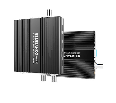 BENESTON HDMI/VGA/AV to SD/HD/3G-SDI Converter. Scaler/Broadcast/EDID/Adapter