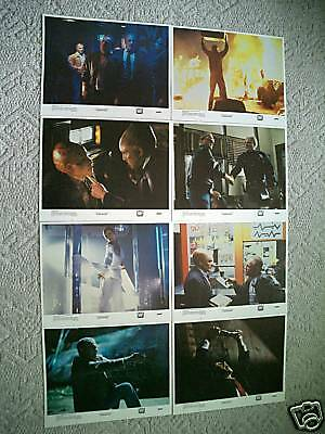 ALIEN NATION~11X14 US LOBBY CARD SET of 8~1988~MINT~JAMES CAAN & MANDY PATINKIN