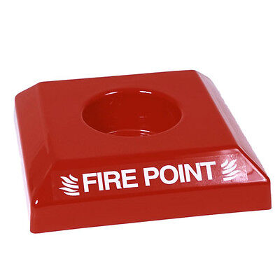 New Carbon Dioxide (Co2) Fire Extinguisher Plinth / Stand - Single