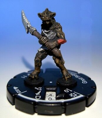Mage Knight Pyramid #003 Gnoll Robber ***