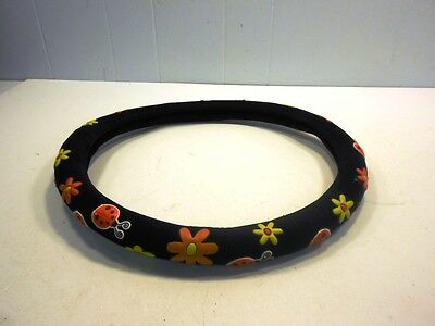 Bell 22-1-52946-1 Lady Bug Steering Wheel Cover