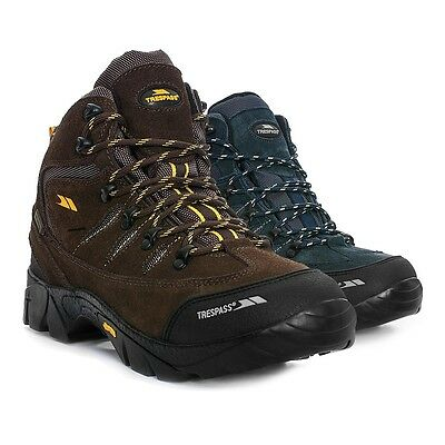 Trespass Belas Mens Hiking Trail Technical Shoes Waterproof Walking Boots
