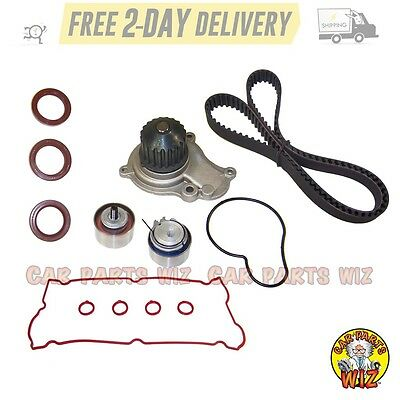 Timing Belt Water Pump Kit Valve Cover Fits 03-10 Chrysler Jeep 2.4L DOHC