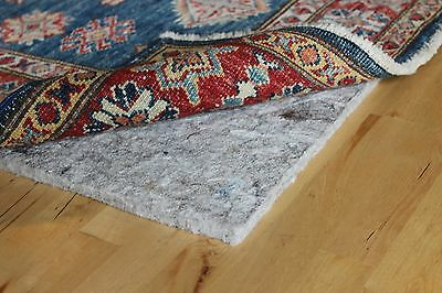 """Eco Comfort Felt Rug Pad - RECTANGLE SIZES - 1/2"""" Thick SAFE for floors"""