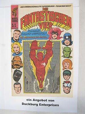 Fantastische Vier Nr.  50  Marvel Williams im Zustand (1-2) 44372