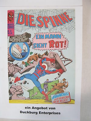 Spinne Nr.  33  Marvel Comics Williams im Zustand (1-2)   44775