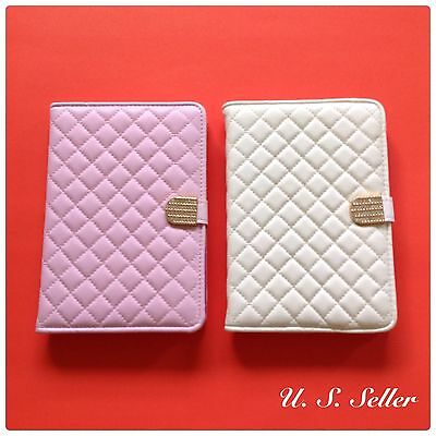 Luxury Deluxe Fashion Case/Cover for Apple iPad Mini 2 + Free Gift Model#LV91GG