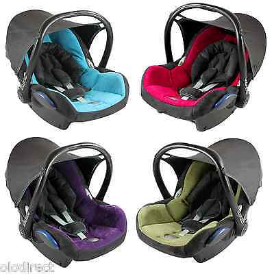 Replacement spare Seat Cover fits Maxi Cosi CabrioFix 0+ Infant Carrier FULL SET