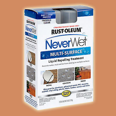NeverWet Never Wet Rust-Oleum Multipurpose Waterproof Spray Workwear Boots Shoes