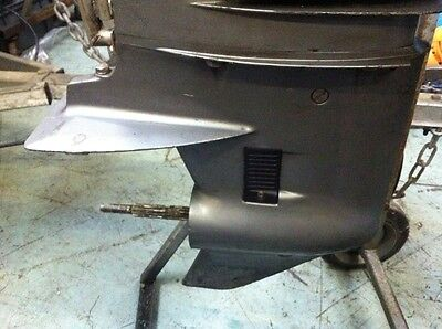 Used Mercury Mariner 20HP 25HP Outboard Gearbox Lower Unit Short Shaft